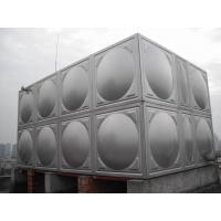 China 50t Stainless Steel Water Tank on sale