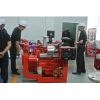 China High Speed Fire Water Pump Diesel Engine 132 Kw Power UL FM Approved on sale