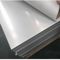 China Durable SS Steel Plate 0.3mm - 60mm Thinckness Customized Length Anti Wear on sale
