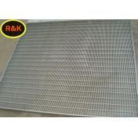 Best High Strength Woven Wire Mesh Screen , Wedge Wire Screen Filter For Filtering Coal wholesale