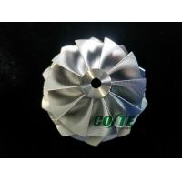 Best GEN2 GTX3071R GTX3076R GTX3576R GTX3582R Reverse Point Milling Performance Billet Wheel wholesale
