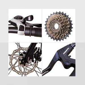 Best 20 Inch Aluminum Alloy Variable Speed Portable Folding Bike wholesale