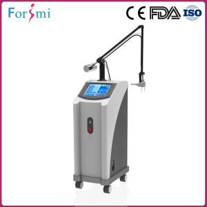 Best fractional co2 laser resurfacing stretch marks scar removal laser machine wholesale