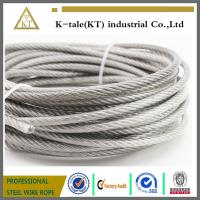 China China high quality stainless steel wire rope / wire rope made in china on sale