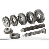 China Multi Function Small Metal Gears Metal Spur Gear With Durable Service Life on sale