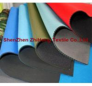China Anti-shock waterproof CR neoprene fabrics for sports/ Medical equipment on sale