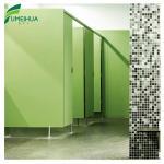 Best CE certificated high density 2 years warranty waterproof toilet partition wholesale