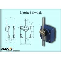 Best Blue Electric Wire Rope Hoist Limited Switch Plastic Wheel Swing Arm Rotary wholesale
