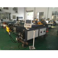 Best Iron / Copper Automatic CNC Pipe Bending Machine Touch Screen 14MPa wholesale