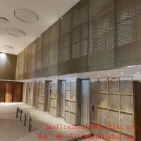 Best lowes expanded sheet metal architectural decorative mesh design wholesale