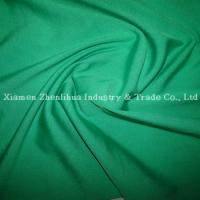 China Polyester Lycra Single Jersey Knitting fabrics, Green on sale