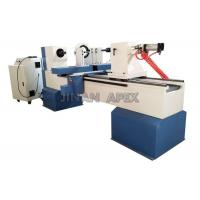 Best High End Automatic CNC Wood Turning Lathe Machine For Baseball Bat And Chair Legs wholesale