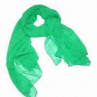 China Silk Scarves with 8mm Thickness, OEM and ODM Orders are Welcome on sale