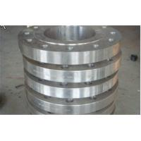 China Hydraulic Industrial Forged Steel Flanges ASTM A234 / Carbon Steel Plate Flanges Wall Thickness 40 - 800 mm on sale