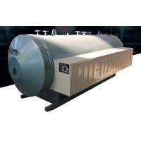China Stainless Steel Electric Steam Boiler Multiple Shells Overflow Protection Long Life Expectancy on sale