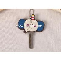 Best Chinese manufacturer custom fashionable soft PVC silicon car key cover wholesale