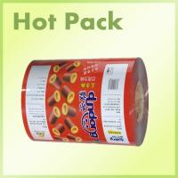 Best Mylar Reflective Plastic Laminated Packaging Films Roll , Thermal Lamination Film wholesale