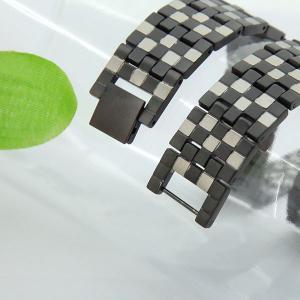 Best New style black magnetic charm bracelet in stainless steel,5 in 1 bio magnet bracelet wholesale