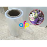 Best 40 Mic Matte / Glossy Flexible Packaging Film For Flower Eco Friendly Material wholesale