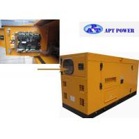 Best 30kW China Diesel Engine Standby Power Generator with Smartgen Controller Panel wholesale