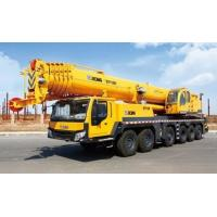Buy cheap QY50K Truck Crane 50 Tons Truck Mounted Crane With Weichai Engine 2017 New Model from wholesalers