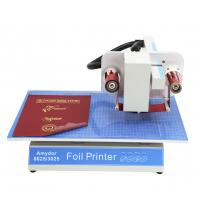 China Automatic hot foil stamping machine gold foil printer on sale
