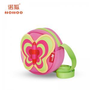 Best 3D Cartoon Butterfly Kids Shoulder Bag , Sling Bags For Kids NHK004 wholesale