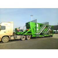 China Road Machinery 80TPH Hot Mix Asphalt Mobile plant with Bag House Filter on sale