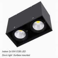Best Interior IP40 contemporary 20W COB LED downlight for shopping mall wholesale