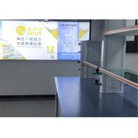 Best Laboratory Furniture Epoxy Resin Lab Countertops 2480 * 1800mm With Blue Color wholesale