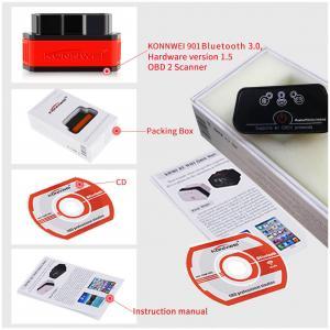 China Battery Analyzer Bluetooth Diagnostic Scanner Elm327 Autel Bosch Mut II Diagnostic Tool on sale