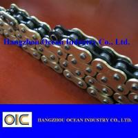 Best Custom 520 X Ring Motorcycle Chain With Black Inside Yellow Outerside wholesale