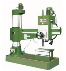 China Radial drilling machine Z3050, 3 years quality warranty on sale