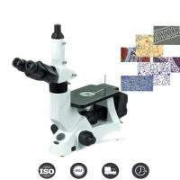 Best Metal Alloy Structure Inverted Metallurgical Optical Microscope Trinocular NCM-V1000 wholesale