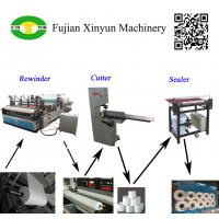 Best Semi automatic small toilet paper making machine production line wholesale