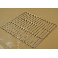 Best Food Grade Wire Basket Cable Tray , 304 SS Wire Mesh Basket Tray Electropolishing wholesale