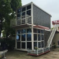 Buy cheap Residential Lightweight Steel Fabricated House Level 6 Earthquake Type Fast Installation product