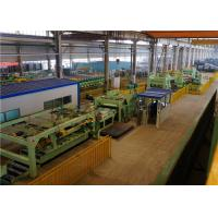 Best Carbon Steel Cut To Length Line Machine Professional High Degree Automation wholesale