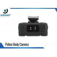 Best Surveillance Police Officer Body Worn Cameras One Key Playback 3200mAh Battery wholesale