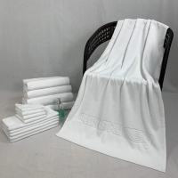 Best Jacquard Azo Free Hotel Quality Towels wholesale