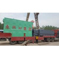 Best Automatic Thermal Oil Boiler System Heating Meets Precise Process Temperature Cycle Heating wholesale
