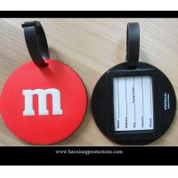 Best Fashion travelling airplane silicone luggage tag soft pvc baggage tags wholesale