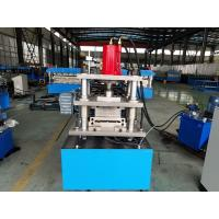 Best Manual / Hydraulic 7.5kw Cold Roll Forming Machine 1ac.5mm Steel Thickness wholesale