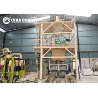 Best Saving Time Dry Mortar Plant , Automatic Ready Mix Plaster Plant 20-25 T/H wholesale