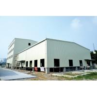 Best Excellent High Rise Building Structures For Garments Factory Or Shoes Factory wholesale