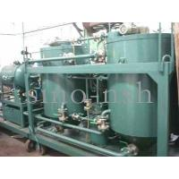China Featured Waste Oil Engine Oil Recycling Oil Purifier System on sale