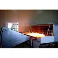 Best Stainless Steel Building Materials Flammability Tester U L 790 Fire Test System wholesale