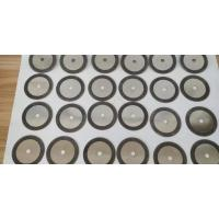 Best One Sided Coated Electroplated CBN Sharpening Wheels Disc For Cutting Steel wholesale