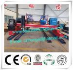 Best Table Type CNC Plasma Cutting Machine , Hypertherm Gantry Type Plasma Cutting Machine wholesale