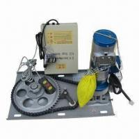 Buy cheap 24V DC AC/DC Rolling Door Motor, Can Work Over Half Hour When Power Source is from wholesalers